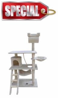 140cm Cat Tree, Scratch Post, Scratching Pole,Scratcher Furniture