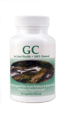 Gout Care   Gc   1221  Powerful Uric Acid Cleanser And Joint Protector