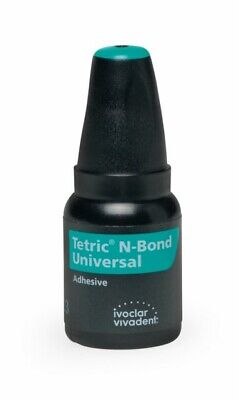 Dental Ivoclar Vivadent Tetric N-bond Universal Adhesive 3gm Bottle