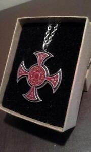 Assassins Creed Syndicate Templar Necklace