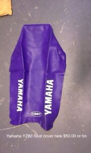 YZ85 Dirt bike subframe and YZ80 seat cover