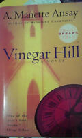 Vinegar Hill by A. Manette Ansay Hardcover