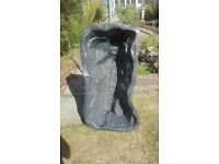 NEW Rigid Pond Mould Grey - Never Been Used - Bargain Quick Sale