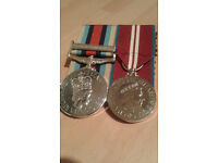 Medal mounting service Bolton and North West area