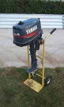 Yamaha 4 HP Outboard Deagon Brisbane North East Preview