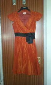 Karen Millen- beautiful dress-ideal for the holiday season-REDUCED!