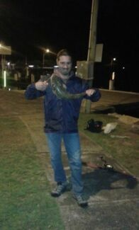 Looking for fishing friends Largs Maitland Area Preview