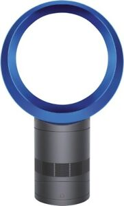(NEW) Dyson Cool™ desk fan in iron/blue - AM06