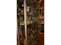 Selquin Aluminium Framed Retail Shop Glass Display Cabinet