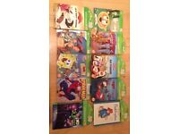 LeapFrog Tag Reading System & 10 Activity Story Books