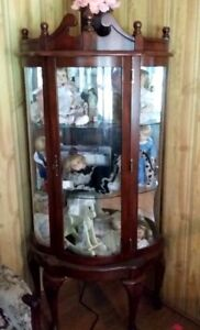 Map cabinet buy sell items from clothing to furniture and china cabinet display cabinet malvernweather Gallery