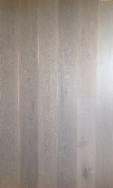 Engineered Oak Flooring Granite Stain