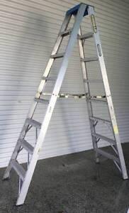 Gorilla 2.4m 120kg Aluminium  Ladder Perth Perth City Area Preview