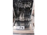 Kenwood Dishwasher Used Good Working Condition Silver