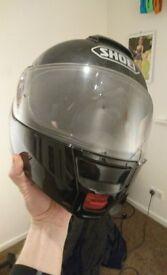 Shoei Neotec helmet large
