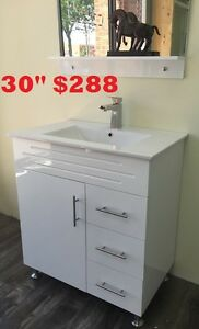 "24"" 30"" 36"" BATHROOM VANITY ON SALE"