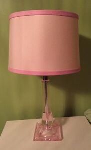 Lampes de chevet pour fille