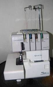 JANOME MY LOCK 434D ELECTRONIC OVERLOCKER / VERY GOOD CONDITION. Liverpool Liverpool Area Preview