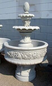Fountains for Spring