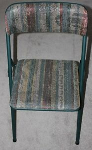 Card Table and 8 Matching Folding Chairs London Ontario image 3