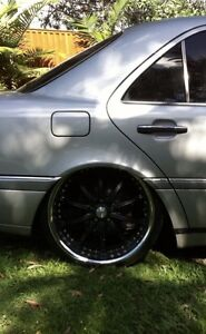 """20"""" wheels and tyres - as new condition Tallai Gold Coast City Preview"""