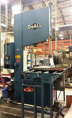 Doall D-900 Vertical Diamond Band Saw