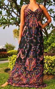NEW Evening/Summer Sexy Women Evening Long Maxi Dress Size Sz M - XXL 6 - 18 AU