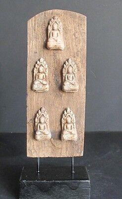 Autel Votive Buddhas. Lucky + Laughing Buddha (Thailand