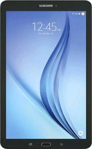 Samsung Galaxy Tab E and a Targus universal case