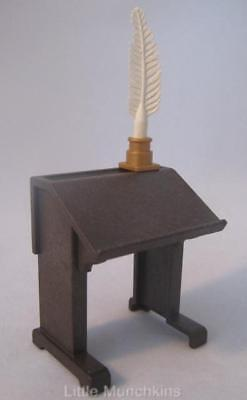 Playmobil Castle/Palace/Victorian/Pirate furniture: Lectern & quill pen NEW