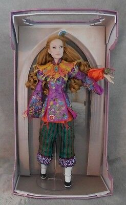 "Disney Store Alice Through The Looking Glass 17"" Doll Limited Edition 0386/4000"