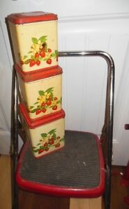 some vintage red items London Ontario image 6