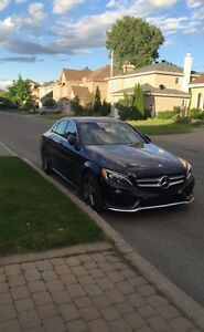 Lease takeover: 2016 Mercedes Benz C300