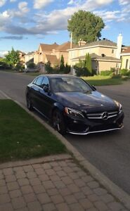 Lease Takeover: 2016 Mercedes Benz C300 (Fully loaded)