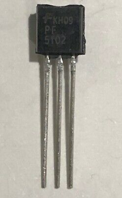 Genuine On Semiconductor Fairchild Pf5102 Jfet Transistor N-ch 40v 0.625w To92
