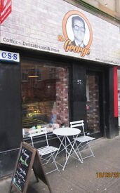 New Coffee Shop In Glasgow For Sale