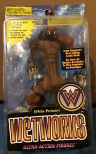 2 WETWORKS MCFARLANE SPAWN ACTION FIGURES FOR $15
