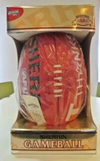 AFL Original Game Ball