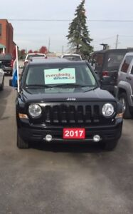 2017 Jeep Patriot High Altitude Edition SUV, Crossover