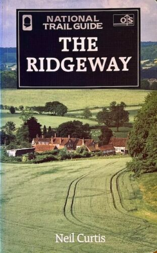 The Ridgeway (The National Trail Guides) England, by Ordnance Survey