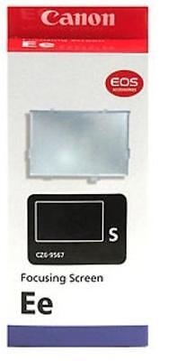 Canon Ee-S Super Precision Focusing Screen for Canon EOS 5D Digital Camera New