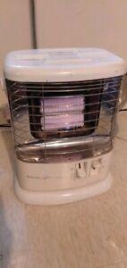 Poloma natural gas heater
