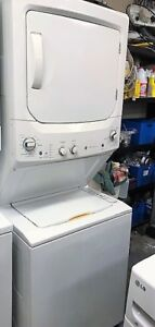 Upright Stackable Washer Dryer Units  Warranty & Delivery Avail