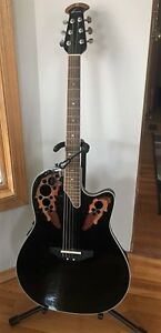 Mint condition Ovation 2178 Ultra Acoustic-Electric 6 string