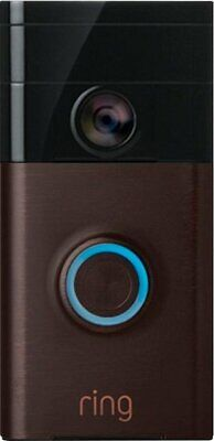 Ring Wireless Video Doorbell - Venetain Bronze (88RG002FC000) A2-LPBV162371