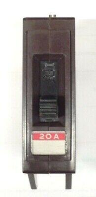 Circuit Breaker Wadsworth1-pole20-amp 120240vplug-in W Metal Tabs
