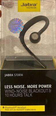 Jabra Storm Less Noise More Power Wind-Noise Blackout &10 Hours Talk