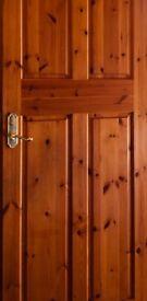 Pine Doors x12 (Second Hand)