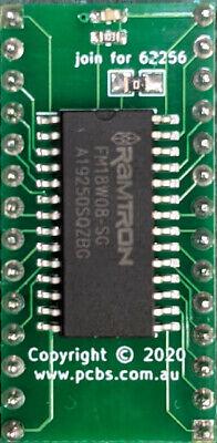 62256 NVRam Battery Eliminator / SRAM