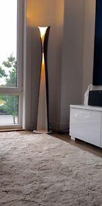 ARTEMIDE CADMO Floor standing Lamp Black and White